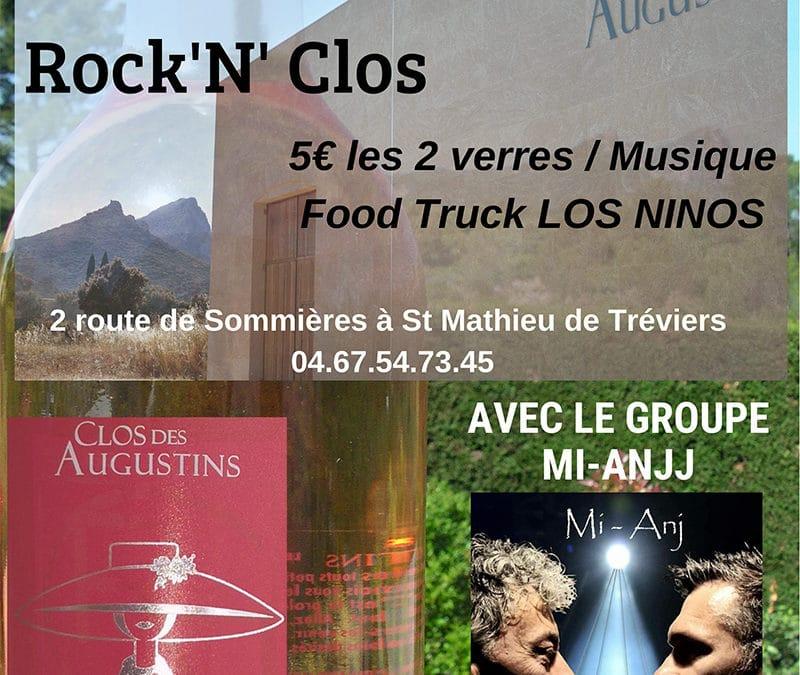 Portes ouvertes et Estivales Rock'N Clos 2019